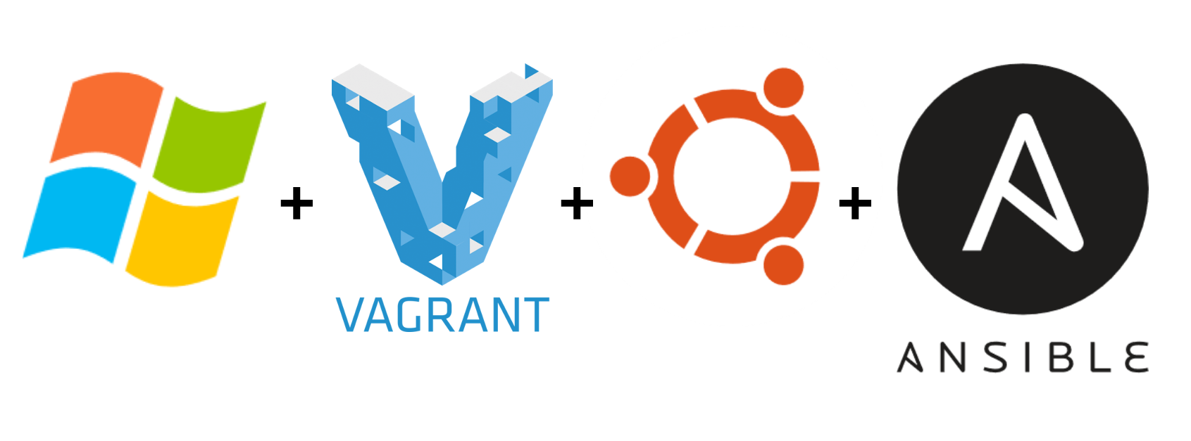 logos_windows_vagrant_ubuntu_ansible